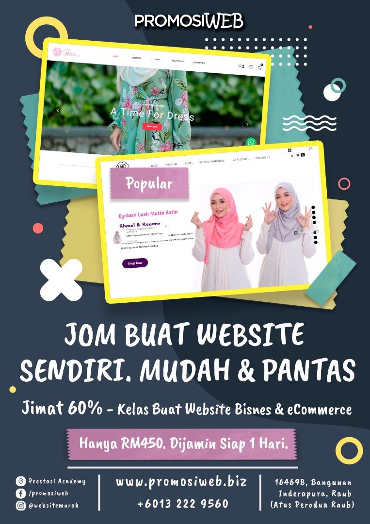 Kursus Web Design Malaysia